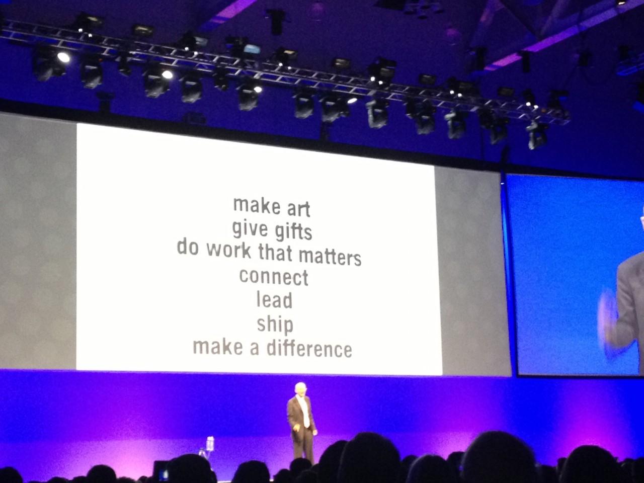 InBound Keynote Seth Godin